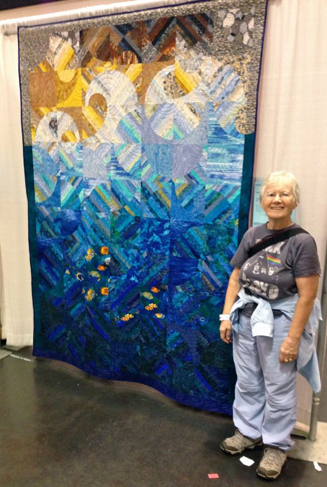 2013 Pacific International Quilt Festival
