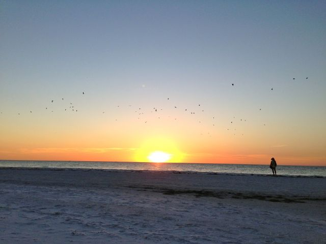 Sunset on Anna Maria Island