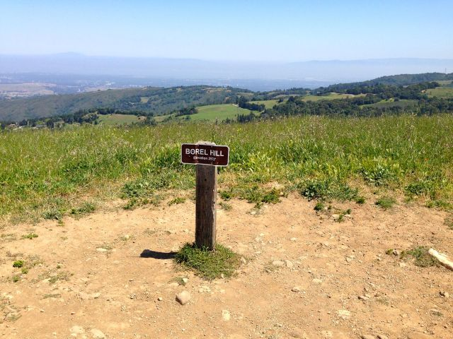 Borel Hill on Russian Ridge.